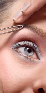 Epilation des sourcils pince a epiler blog